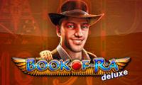 Игровой слот автомат Книга Ра Делюкс